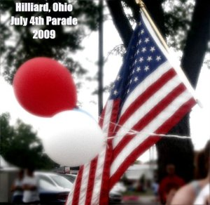 2009 Hilliard, Ohio July 4th Parade by Photographess